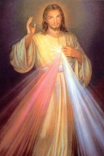 The Divine Mercy Vs. The Sacred Heart?