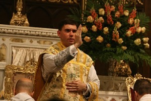 Fr. Aaron Huberfeld