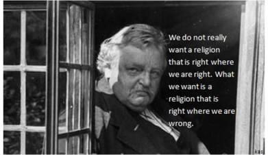 GKCreligion